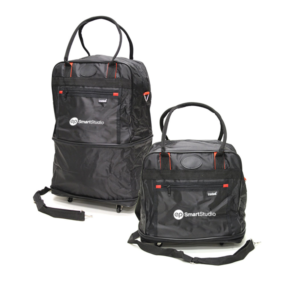 EXPANDABLE TOTE W/WHEELS
