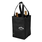 4-BOTTLE ECO WINE TOTE