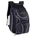 "DAMIERS 17"" CHECKPOINT FRIENDLY COMPU. BACKPACK"