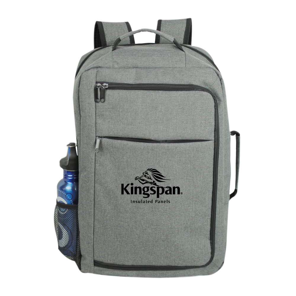 "17"" Computer Brief Backpack"