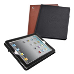 DELUXE LEATHER IPAD 2 CASE