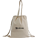 Canvas Drawstring Tote-pack