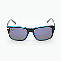 CLASSIC SUNGLASSES W/ ADVANCED MIRRORED LENS