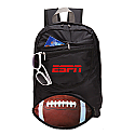 FOLDABLE FOOTBALL BACKPACK