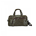 THE ICON LEATHER DUFFEL (BELLINO)