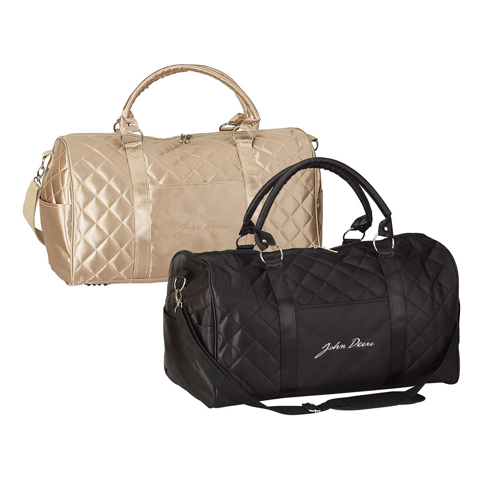 THE SAVVY CARRY-ON DUFFEL