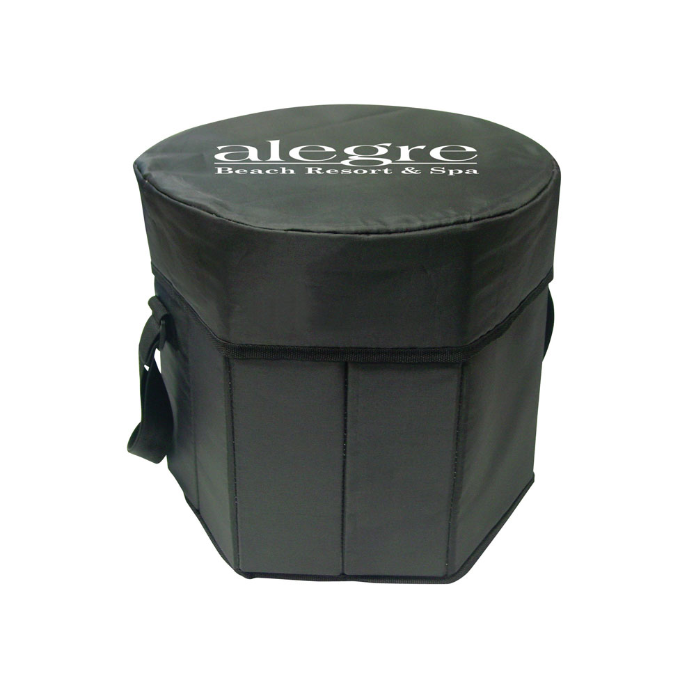 Game coolers portable - Folding Portable Game Cooler Seat